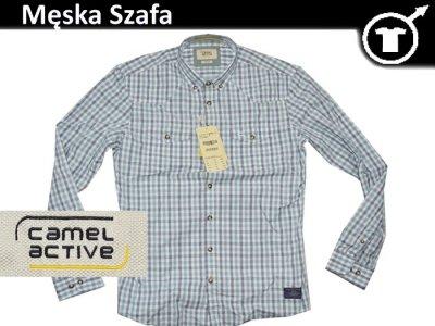 CAMEL ACTIVE koszula FITTED 3XL 48 36519272 slim  YwO0O