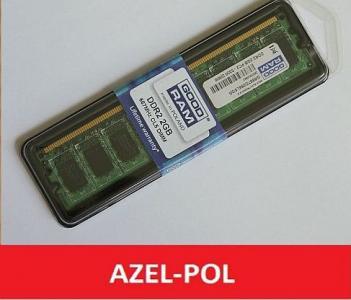 2GB PAMIĘĆ RAM GOODRAM DDR2 2GB  667MHz CL5  F.VAT