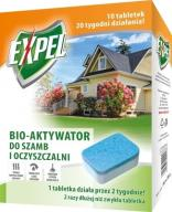 EXPEL Bio-Aktywator do szamb w tabletkach 10 szt.