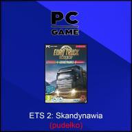 Euro Truck Simulator 2-Skandynawia - PC [PUDEŁKO!]