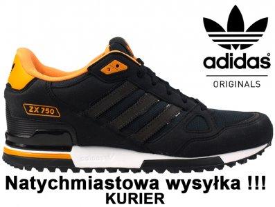 buty adidas zx 750 meskie allegro