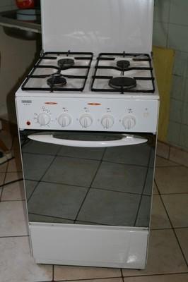 Kuchnia Gazowo Elektryczna Zanussi Zc 540 As 6878139941 Oficjalne Archiwum Allegro