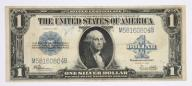 USA Silver Certificate 1 DOLAR 1923 st.4+