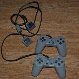 Pad Joypad Playstation PSX 2szt.