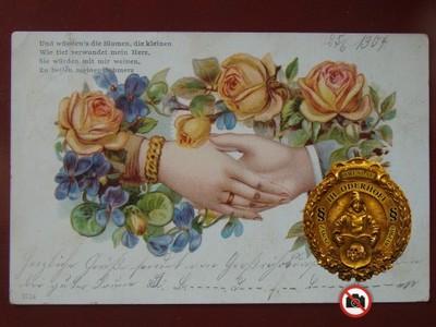 Liebe,1904,Litho,Stan Lux,A2096