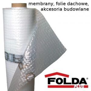 Folia dachowa zbrojona STROTEX 110g/m2 - ATEST !!!