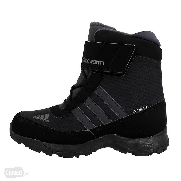 ec6ce2b8fc2d7a buty zimowe adidas adisnow czarne - rozmiar 35 - 7043030282 ... buty zimowe  adidas