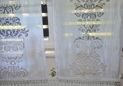 Homesweethome 2 Firany Panelekryształki Ornament