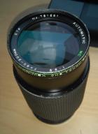 Obiektyw zoom Hanimex 80-200 f/3,5 Macro Pentax K