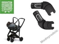 GreenTom Adaptery do fotelika Maxi Cosi Cybex