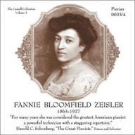 Various Composers Fannie Bloomfield Zeisler