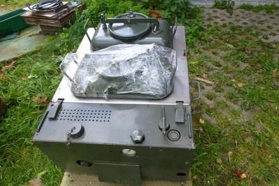 Kuchnia Polowa Kp 25 Termosy 20 40 L Kociol 80l 6994139770