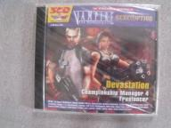 Płyta CD Action maj 2003 folia Vampire masquerade