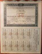 1 Akcja 50 zł - Z. Fabryk Masz. Roln. 04.02.1921 r