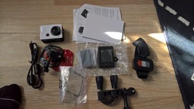 Lenco sportcam 500 HD wifi