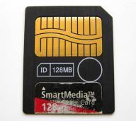 KARTA PAMIĘCI SMART MEDIA 128MB HAMA GWARANCJA