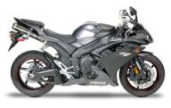 YAMAHA R1 07 08 Dual WYDECH TWO BROTHERS o24