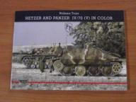 HETZER AND PANZER IV/70 (V) IN COLOR TROJCA NOWA!!
