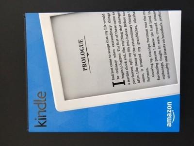 02f7101b401f6a Czytnik Kindle 8 Touch bez reklam (2016) biały - 6675161825 ...