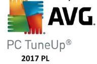 AVG PC TuneUp na 1PC/1ROK 2017 PL