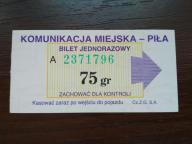 bilet u99 Piła Cz.Z.G. S.A.