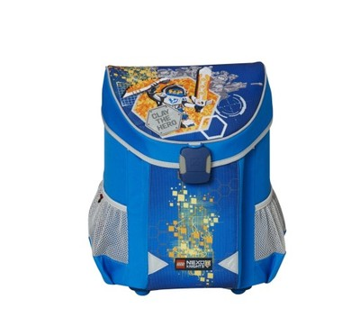 7da37d369a181 LEGO NEXO KNIGHTS PLECAK EASY 20043-1708 - 6908938337 - oficjalne ...