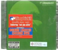 LIMP BIZKIT RESULTS MAY VARY CD+DVD LIMITED ED
