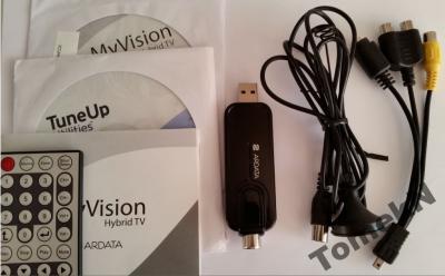 ardata myvision hybrid tv