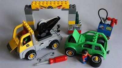 Lego Duplo 5641 Warsztat Samochodowy Bdb 7000813184 Oficjalne