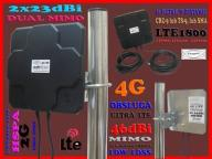 ANTENA MIMO 4G ULTRA LTE 46dBi HUAWEI ZTE D-Link