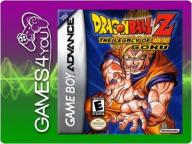 1. DRAGON BALL Z: THE LEGACY OF GOKU/ GAMEBOY/ S-c