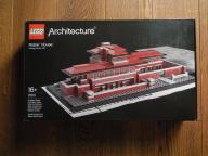 LEGO ARCHITECTURE 21010 ROBIE HOUSE 2011 rok