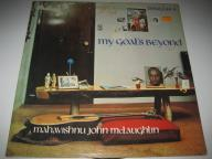 MAHAVISHNU JOHN MCLAUGHLIN - MY GOALS BEYOND - LP