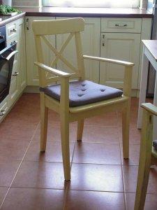 Krzesła Ikea Ingolf Z Podłokietnikami Unikaty 6506477580