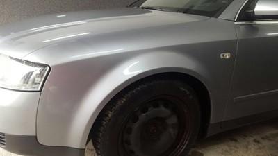 Audi A4 B6 Błotnik Lewy Przód Ly7j Wzór Kompletny 7003204563