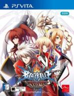 BlazBlue Chrono Phantasma Extend - PSV PS Vita