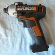 Zakrętarka Klucz Udarowy Worx WX290.9 Body uszkodz