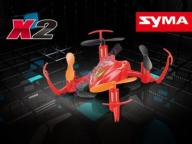 SYMA X2. Helikopter Quadrocopter DRON AirCraft