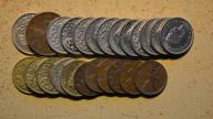 Szwajcaria - 24 monety mało powtórek - BCM