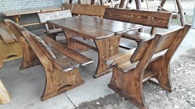 Meble Ogrodowe Drewniane Biesiadne Meble Debowe 6795622538