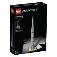 KLOCKI LEGO ARCHITECTURE BURJ KHALIFA