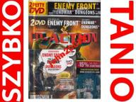 7/2016 CD ACTION.2 X DVD.ENEMY FRONT,TOM CLANCY`S