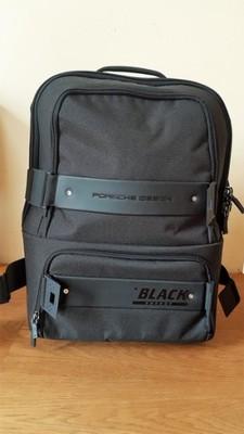 ee622dcbbc3b4 Torba plecak Porsche design - 6616433442 - oficjalne archiwum allegro