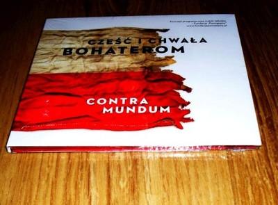 Contra Mundum - Cześć i Chwała DIGI CD RARE FOLIA
