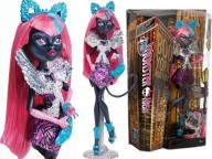OUTLET MONSTER HIGH Lalka CATTY NOIR Kot BOO YORK