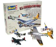 REVELL 3 MODELE DO SKLEJANIA FLYING LEGENDS 8TH