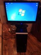 "Komputer PC stacjonarny - monitor 21"" gratis"