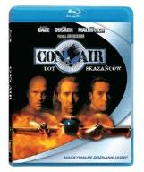 LOT SKAZAŃCÓW - CON AIR [ Nicolas Cage ] Blu-ray