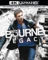 Dziedzictwo Bourne'a 4K Ultra HD Blu-ray lektor PL