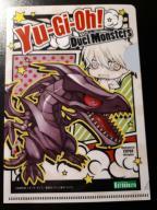 Yu-Gi-Oh! kuszulki foliowe - Red-Eyes B. Dragon